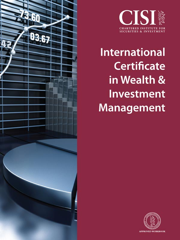 Learning materials international certificate in wealth and investment management yadclub Gallery