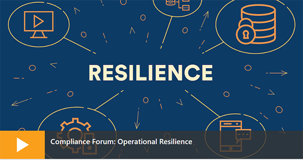 CF-Operational resilience