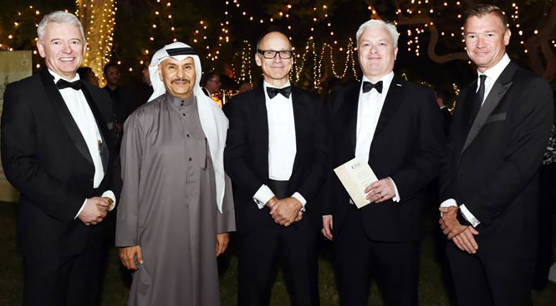 CISI celebrates ten years in the UAE with prestigious Gala Dinner and Awards Ceremony